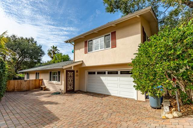 2425 Pine Dr, Santa Barbara, CA 93105 (MLS #21-287) :: The Zia Group