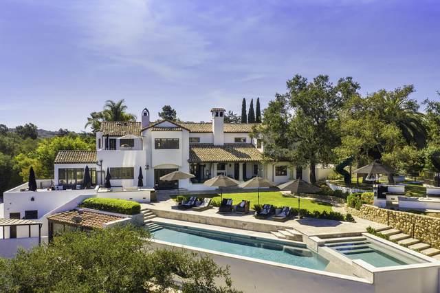 695 Via Hierba, Santa Barbara, CA 93110 (MLS #21-2938) :: The Epstein Partners