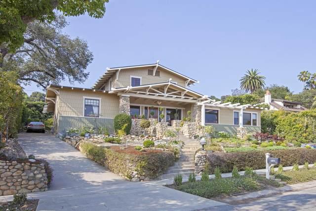 1720 Lasuen Rd, Santa Barbara, CA 93103 (MLS #21-3178) :: The Epstein Partners