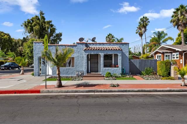 1601 Chino St, Santa Barbara, CA 93101 (MLS #21-3612) :: The Epstein Partners