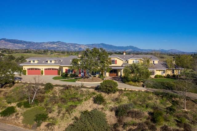 3060 Calle Bonita, Santa Ynez, CA 93460 (MLS #21-598) :: The Zia Group