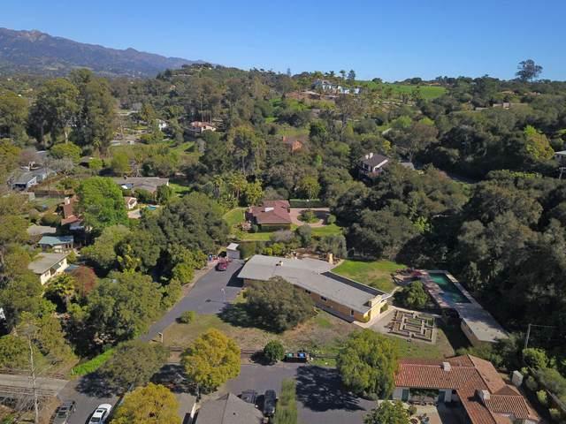 399 Arboleda, Santa Barbara, CA 93110 (MLS #21-660) :: The Zia Group