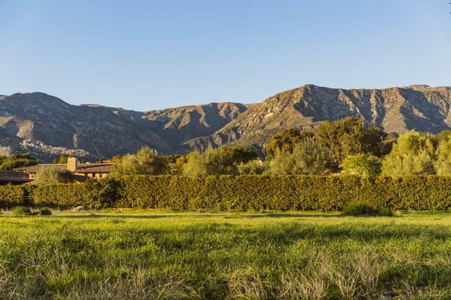 415 Meadowbrook Dr, Montecito, CA 93108 (MLS #21-709) :: Chris Gregoire & Chad Beuoy Real Estate
