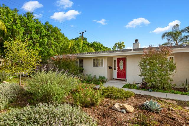 691 Cambridge Dr, Santa Barbara, CA 93111 (MLS #21-725) :: Chris Gregoire & Chad Beuoy Real Estate