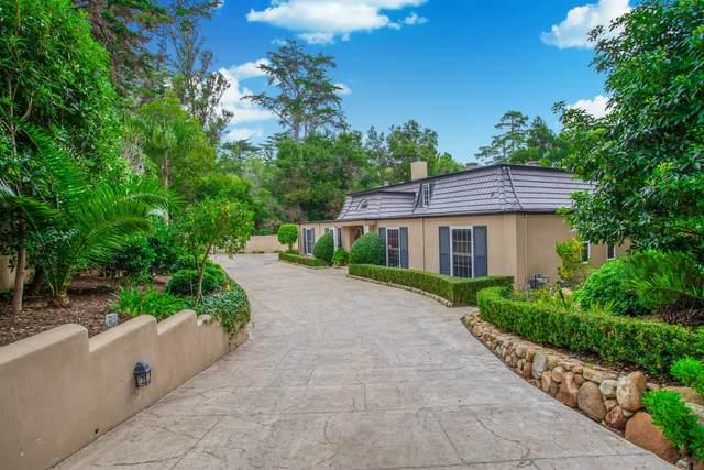 400 Hot Springs Rd, Montecito, CA 93108 (MLS #21-770) :: Chris Gregoire & Chad Beuoy Real Estate