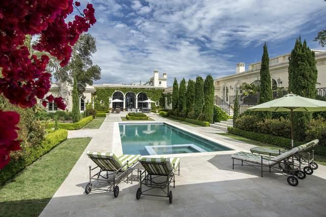 2709 Vista Oceano Ln, Summerland, CA 93067 (MLS #21-788) :: Chris Gregoire & Chad Beuoy Real Estate