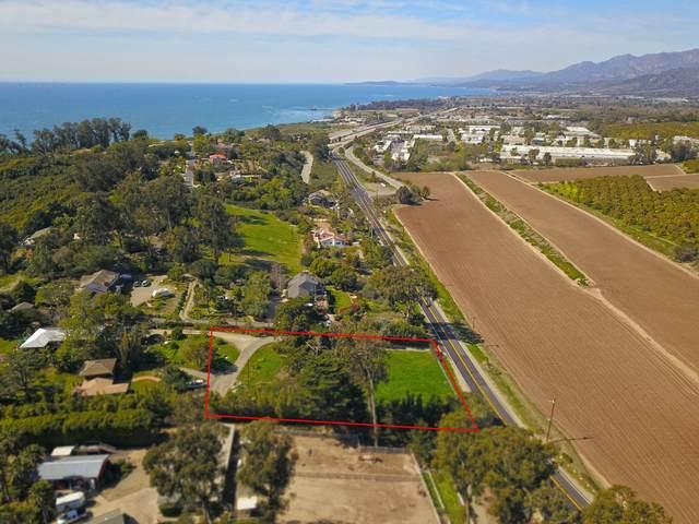 6701 Rincon Rd, Carpinteria, CA 93013 (MLS #21-809) :: Chris Gregoire & Chad Beuoy Real Estate