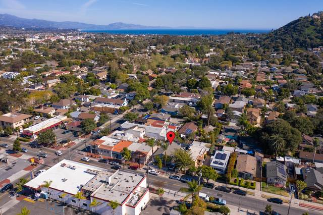 709 W Micheltorena St A, B, Santa Barbara, CA 93101 (MLS #21-821) :: Chris Gregoire & Chad Beuoy Real Estate