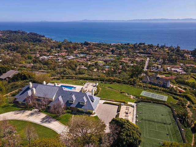 3201 Campanil Dr, Santa Barbara, CA 93109 (MLS #21-822) :: Chris Gregoire & Chad Beuoy Real Estate