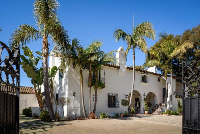 1424 La Vereda Ln, Santa Barbara, CA 93108 (MLS #21-899) :: Chris Gregoire & Chad Beuoy Real Estate
