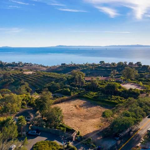 380 Ortega Ridge Rd, Santa Barbara, CA 93108 (MLS #21-9) :: The Epstein Partners