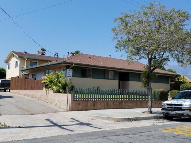 918 W Micheltorena Back House, Santa Barbara, CA 93101 (MLS #RN-14853) :: Chris Gregoire & Chad Beuoy Real Estate