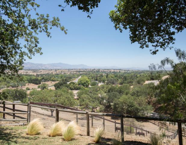 3025 W Highway 154, Los Olivos, CA 93441 (MLS #15-2234) :: The Zia Group