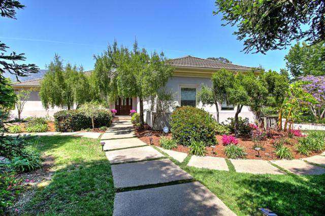 355 Sierra Vista Rd, Montecito, CA 93108 (MLS #17-1787) :: The Zia Group