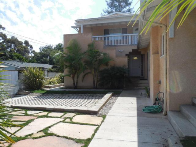 531 W Ortega St, Santa Barbara, CA 93101 (MLS #17-3459) :: The Zia Group