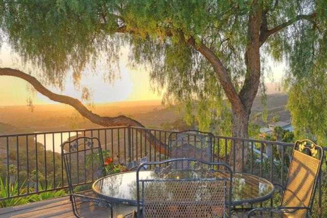 1174 Palomino Rd, Santa Barbara, CA 93105 (MLS #18-1950) :: Chris Gregoire & Chad Beuoy Real Estate