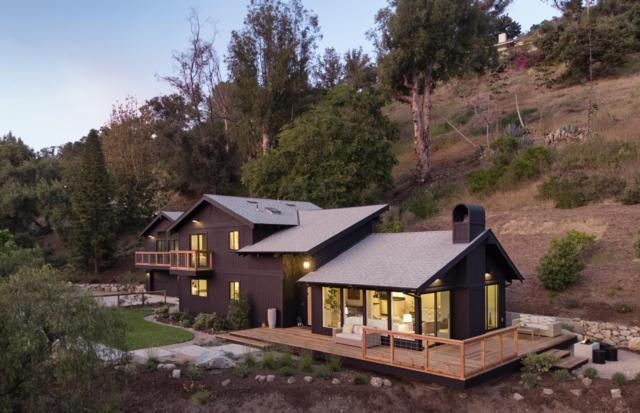 168 Canon View Rd, Montecito, CA 93108 (MLS #18-2277) :: Chris Gregoire & Chad Beuoy Real Estate