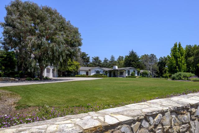 4632 Via Roblada, Santa Barbara, CA 93110 (MLS #18-2748) :: Chris Gregoire & Chad Beuoy Real Estate