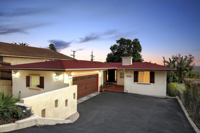 2941 Glen Albyn Dr, Santa Barbara, CA 93105 (MLS #18-3582) :: Chris Gregoire & Chad Beuoy Real Estate