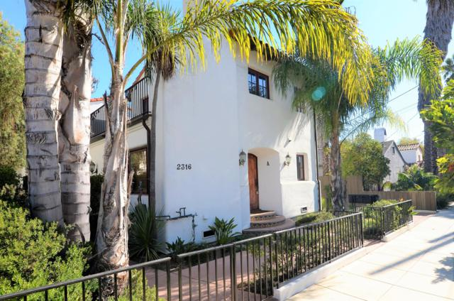 2316 De La Vina St A, Santa Barbara, CA 93105 (MLS #18-3884) :: The Epstein Partners