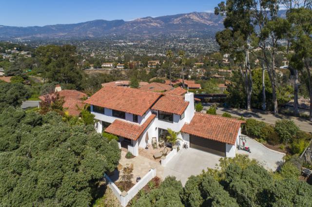 1556 La Cresta Cir, Santa Barbara, CA 93109 (MLS #19-1176) :: The Zia Group