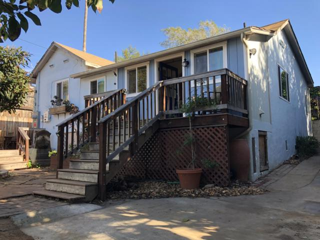 1324 E Mason St, Santa Barbara, CA 93103 (MLS #19-155) :: Chris Gregoire & Chad Beuoy Real Estate
