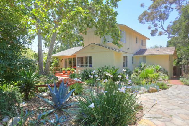 750 El Bosque Road, Montecito, CA 93108 (MLS #19-1870) :: The Zia Group