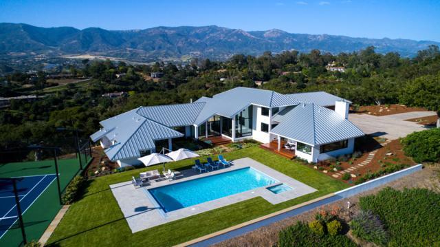 4558 Via Esperanza, Santa Barbara, CA 93110 (MLS #19-1891) :: The Zia Group