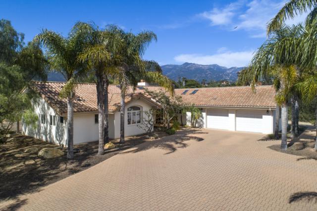 1022 Via Los Padres, Santa Barbara, CA 93111 (MLS #19-2316) :: Chris Gregoire & Chad Beuoy Real Estate