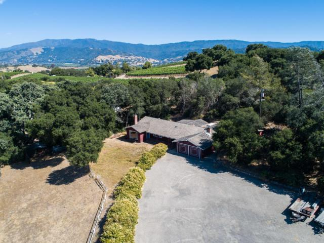 2204 Hill Haven Rd, Solvang, CA 93463 (MLS #19-2556) :: The Epstein Partners