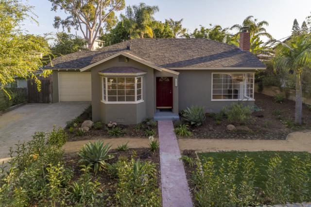 2571 Treasure Dr, Santa Barbara, CA 93105 (MLS #19-2648) :: The Epstein Partners