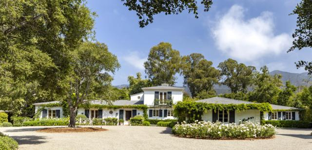 1270 Pepper Ln, Montecito, CA 93108 (MLS #19-2716) :: The Zia Group