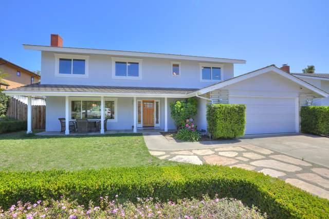1333 Crestline Dr, Santa Barbara, CA 93105 (MLS #19-2726) :: The Zia Group
