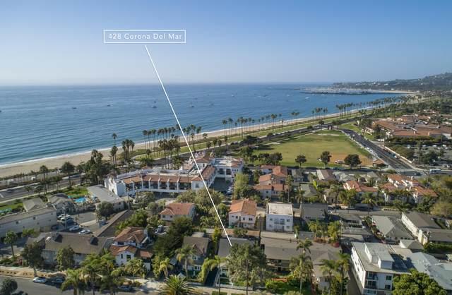 428 Corona Del Mar, Santa Barbara, CA 93103 (MLS #19-3769) :: The Zia Group