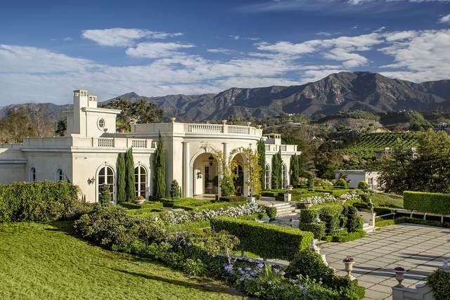 2709 Vista Oceano Ln, Summerland, CA 93067 (MLS #19-3873) :: Chris Gregoire & Chad Beuoy Real Estate
