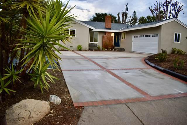 626 Ardmore Dr, Goleta, CA 93117 (MLS #19-3975) :: The Epstein Partners