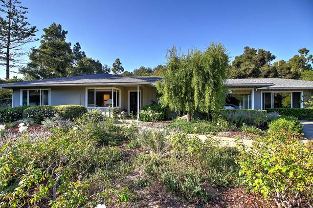830 Summit Rd, Montecito, CA 93108 (MLS #19-4111) :: The Zia Group