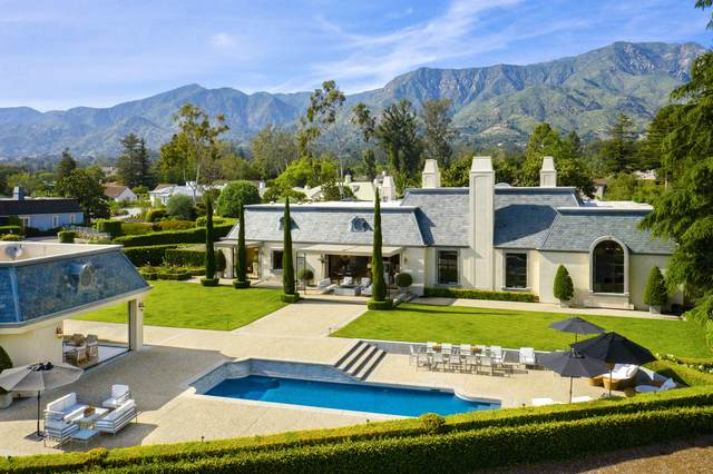 2143 Forge Rd, Montecito, CA 93108 (MLS #20-1647) :: Chris Gregoire & Chad Beuoy Real Estate