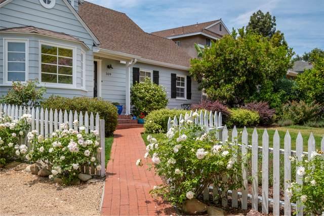 309 San Roque Rd, Santa Barbara, CA 93105 (MLS #20-2335) :: Chris Gregoire & Chad Beuoy Real Estate