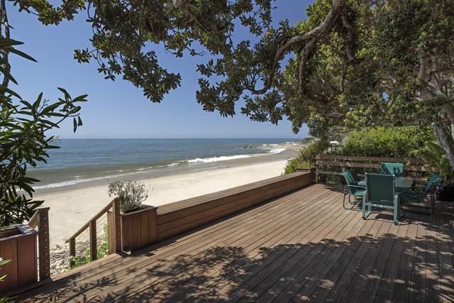 1811 Fernald Point Ln, Santa Barbara, CA 93108 (MLS #20-2561) :: Chris Gregoire & Chad Beuoy Real Estate