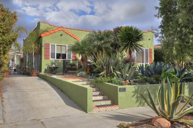 316 N Voluntario St, Santa Barbara, CA 93103 (MLS #20-258) :: The Zia Group