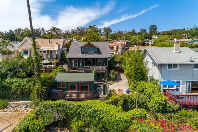 1745 Grand Ave, Santa Barbara, CA 93103 (MLS #20-2807) :: The Zia Group