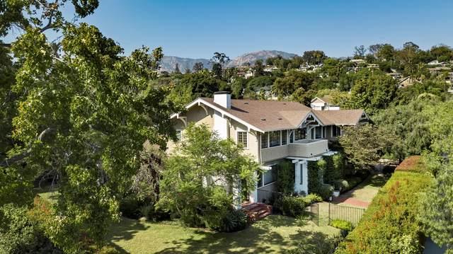 401 E Pedregosa St, Santa Barbara, CA 93103 (MLS #20-3488) :: Chris Gregoire & Chad Beuoy Real Estate