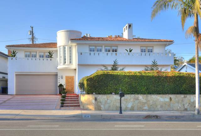 1618 Shoreline Dr, Santa Barbara, CA 93109 (MLS #20-3585) :: Chris Gregoire & Chad Beuoy Real Estate