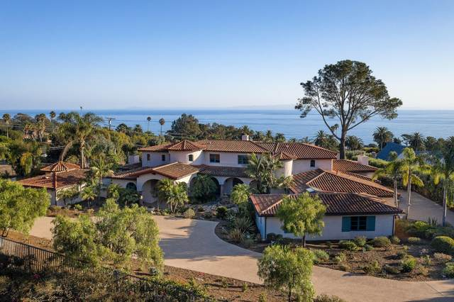 4015 Mariposa Dr, Santa Barbara, CA 93110 (MLS #20-3651) :: The Zia Group