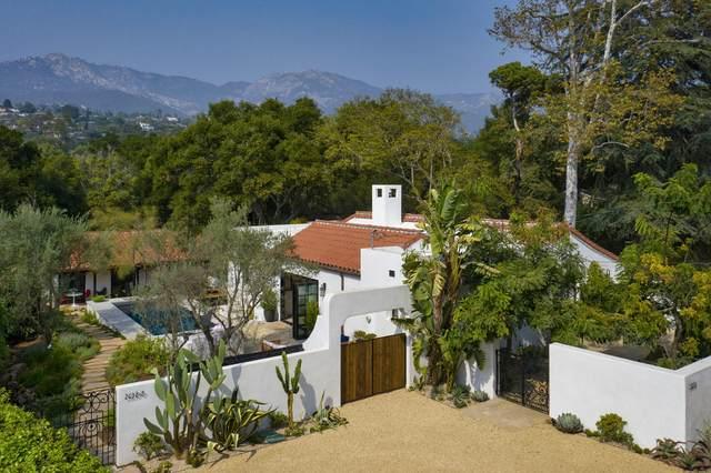 2638 Puesta Del Sol, Santa Barbara, CA 93105 (MLS #20-3681) :: The Epstein Partners