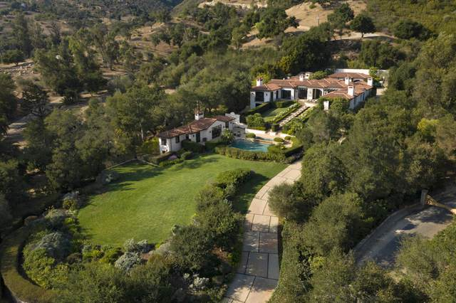 700 E Mountain Dr, Montecito, CA 93108 (MLS #20-3832) :: Chris Gregoire & Chad Beuoy Real Estate