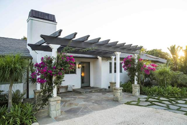 2239 Featherhill Road, Santa Barbara, CA 93108 (MLS #20-3882) :: The Epstein Partners