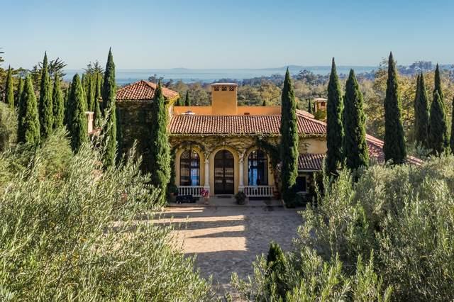 1015 E Mountain Dr, Santa Barbara, CA 93108 (MLS #20-3922) :: Chris Gregoire & Chad Beuoy Real Estate