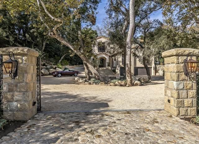 797 Ashley Rd, Montecito, CA 93108 (MLS #20-4633) :: Chris Gregoire & Chad Beuoy Real Estate